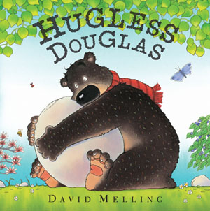 9781444921434 HELLO HUGLESS DOUGLAS WORLD BOOK DAY