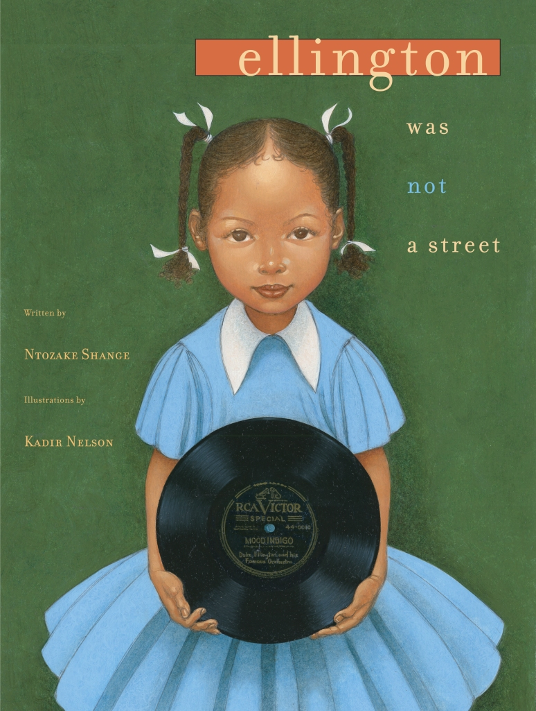 Photo taken from Kadir Nelson's official website. Click on the image to be taken to the websource.