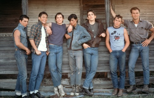 "Socs vs Greasers in S. E. Hinton's ""The Outsiders ..."