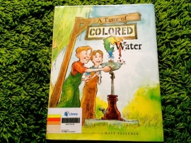 https://gatheringbooks.wordpress.com/2014/04/28/monday-reading-of-colored-water-and-changing-the-world/