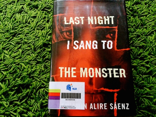 https://gatheringbooks.wordpress.com/2014/06/07/saturday-reads-monsters-in-ya-literature-scowler-and-last-night-i-sang-to-the-monster/