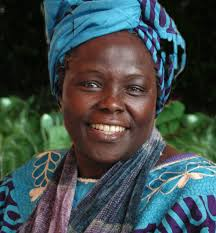 Photo Credit: Martin Rowe. Click on the image to be taken to the websource. The real Wangari Maathai.