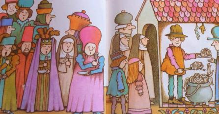 Image result for strega nona and big anthony