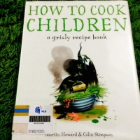 [Saturday Reads] Of Gingerbread Houses (Foodscapes!) and The Art of Cooking Children