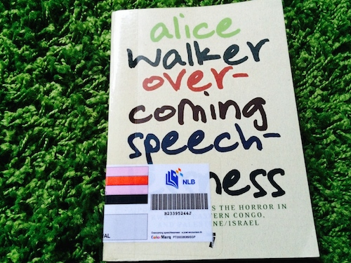 http://gatheringbooks.org/2014/09/05/poetry-friday-alice-walkers-overcoming-speechlessness-and-naomi-shihab-nyes-blood/