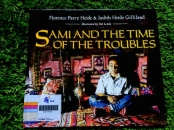http://gatheringbooks.org/2014/08/25/monday-reading-children-caught-in-between-conflicts-azzi-sami-and-the-silent-seeker/