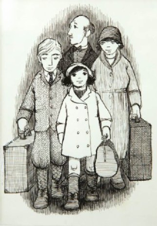 Sample illustration from the book.