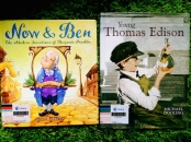http://gatheringbooks.org/2014/10/08/nonfiction-wednesday-ingenious-inventors-in-picturebooks-now-ben-and-young-thomas-edison/
