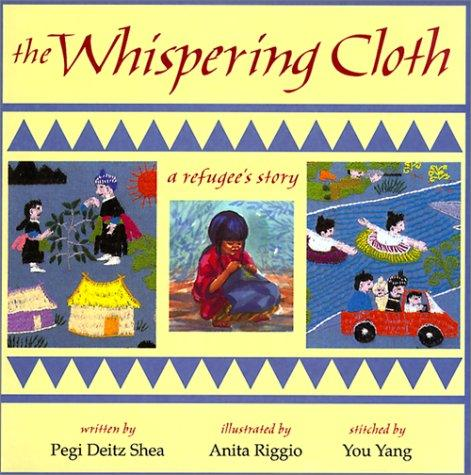 http://gatheringbooks.org/2014/08/27/nonfiction-wednesday-tapestry-of-hope-and-weaving-stories-in-sudan-turkey-laos-and-pakistan-refugees-voices-in-nonfiction-picturebooks/