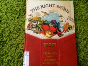 http://gatheringbooks.org/2014/11/26/nonfiction-wednesday-roget-and-his-list-of-words-in-the-right-word/