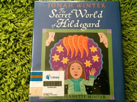 https://gatheringbooks.org/2014/12/24/nonfiction-wednesday-women-of-god-in-nonfiction-picturebooks-mother-teresa-by-demi-and-jonah-winters-the-secret-world-of-hildegard/