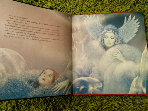 Bagram Ibatoulline's Version of The Snow Queen