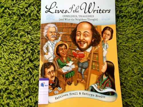 https://gatheringbooks.org/2014/12/17/nonfiction-wednesday-lives-of-the-writers/