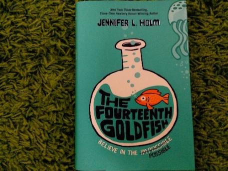 The Fourteenth Goldfish by Jennifer Holm
