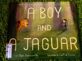 https://gatheringbooks.org/2015/02/25/nonfiction-wednesday-finding-ones-voice-in-the-wildlife-a-boy-and-a-jaguar/