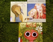 http://gatheringbooks.org/2015/03/23/monday-reading-unlikely-friendships-wild-silences-and-fleeting-connections-in-picturebooks-for-children-wild-the-lion-and-the-bird-and-mavis-and-merna/