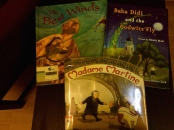 http://gatheringbooks.org/2015/04/13/monday-reading-picturebooks-about-old-people-from-korea-new-zealand-and-france-kites-godwits-and-feisty-dogs/