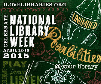 Poster courtesy of the American Library Association (ALA). Click the image for conferences and events.