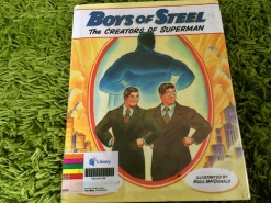 https://gatheringbooks.org/2015/09/09/nonfiction-wednesday-meet-supermans-creators-in-boys-of-steel/