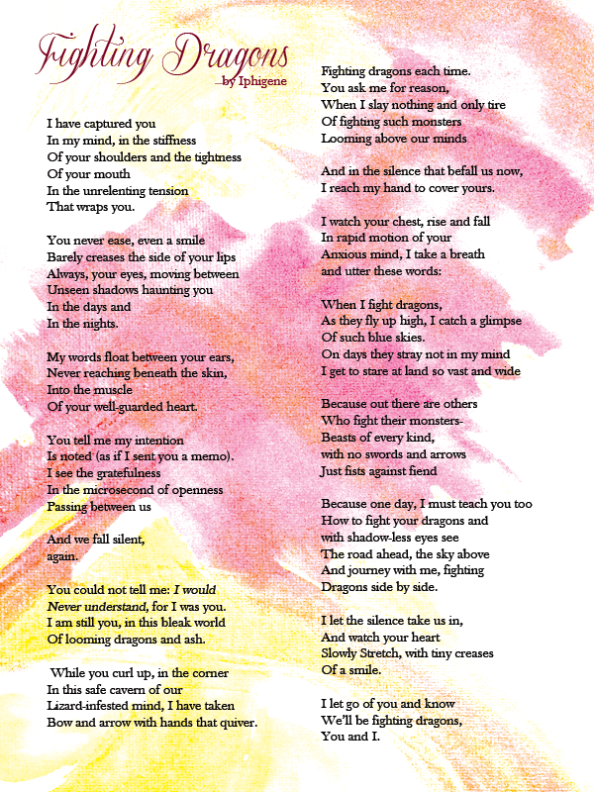 https://gatheringbooks.org/2015/09/11/poetry-friday-fighting-dragons-depression/