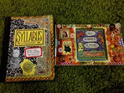 https://gatheringbooks.org/2015/10/19/monday-reading-all-hail-to-legendary-lynda-barry/