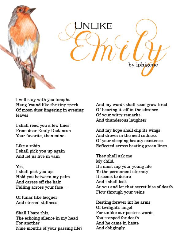 Emily Dickinson Poems Death 3