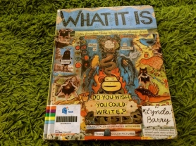 https://gatheringbooks.org/2015/10/21/nonfiction-wednesday-lynda-barrys-what-it-is/