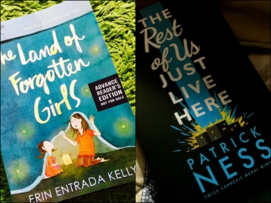 https://gatheringbooks.org/2015/12/07/monday-reading-family-secrets-and-mysteries-in-2015-2016-middle-grade-and-ya-novels-patrick-ness-the-rest-of-us-just-live-here-and-erin-entrada-kellys-the-land-of-forgotten-girls/
