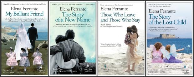 Elena-Ferrante-series
