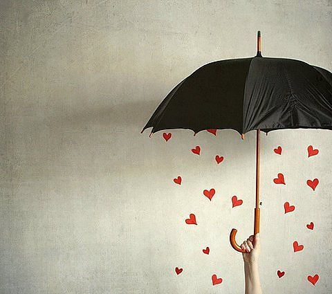 umbrellahearts