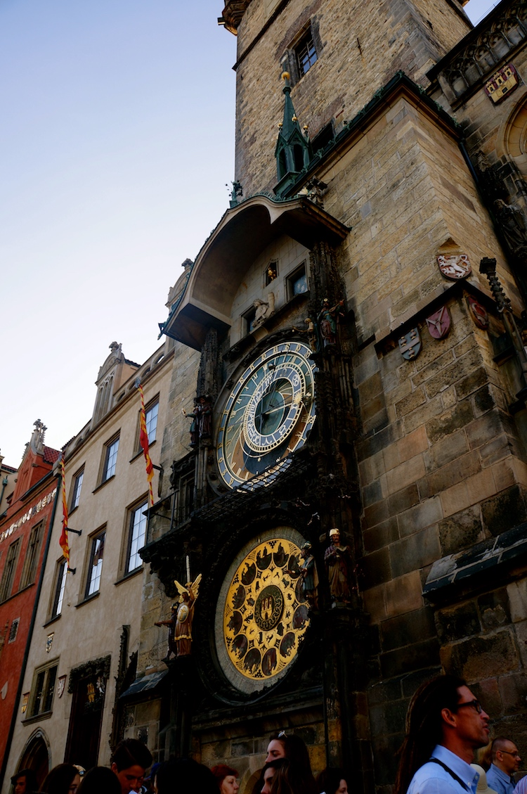 astronomical clock!