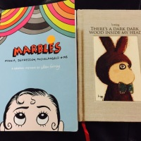"[Monday Reading] Depiction Of Depression in Graphic Novels ""Marbles"" and ""There's A Dark Dark Wood Inside My Head"""
