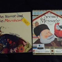 "[Monday Reading] Two Versions of Rumi's Fable/Folktale in ""The Secret Message"" and ""The Parrot And The Merchant"""