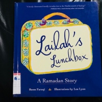 "[DiverseKidLit] From Abu Dhabi To Peachtree City in America in ""Lailah's Lunchbox"""