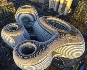 Galaxy Soho (Beijing, China)