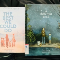 "[Monday Reading] Thi Bui's Evocative Art in her Graphic Novel Memoir ""The Best We Could Do"" and Bao Phi's ""A Different Pond"""