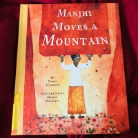 "[Nonfiction Wednesday] Love That Has Literally Moved Mountains in ""Manjhi Moves A Mountain"""