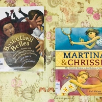 [Nonfiction Wednesday] Basketball Belles and Lady Tennis Players in Picture Book Biographies (Part 2 of 2)