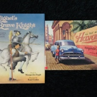 [Monday Reading] A Sense Of Place And The Power Of Make-Believe in Margarita Engle's Quixote and Havana with Art by Mike Curato and Raul Colon