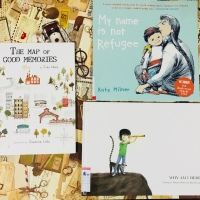 "[DiverseKidLit] ""Self-Constructed"" Narratives and Voices of Refugees in Recent Picturebooks"