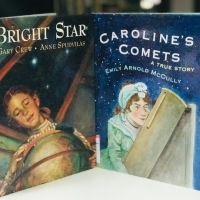 [Nonfiction Wednesday] Young Ladies Who Watched the Stars and Hunted Comets