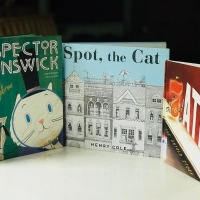 [Monday Reading] Of Missing Eyebrows, Cats, and The Number 9 in Picturebooks