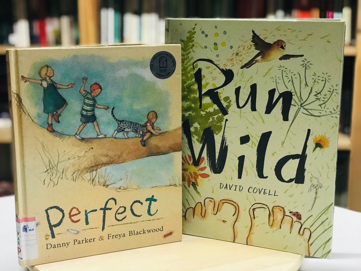 [Monday Reading] The Lost Beauty Of Simple, Perfect Days Running Wild Captured in PictureBooks