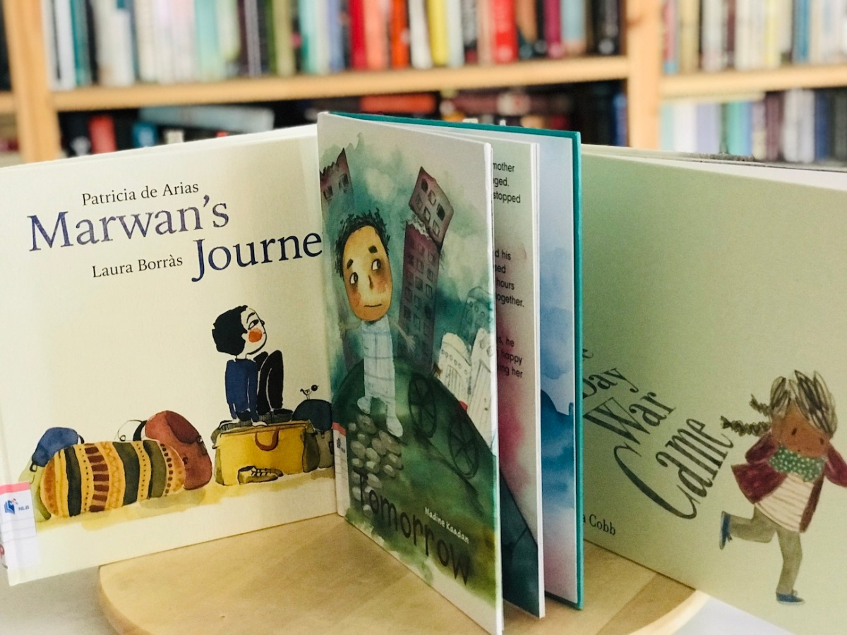 [Monday Reading] Fearless Female Creators Who Write About The Refugee Experience in 2018 Picturebooks