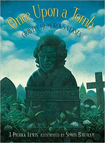 Poetry Friday] Gravely Humorous Verses for a Spooktacular