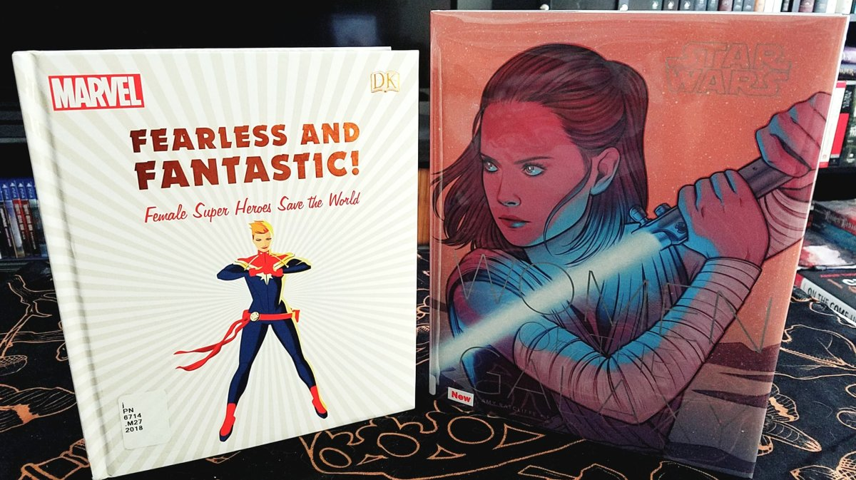 [Monday Reading] Fearless and Fantastic Super Heroes and Women of the Galaxy