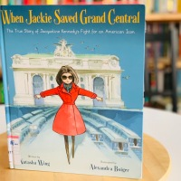 [Nonfiction Wednesday] From America's First Lady To Champion Of Grand Central Station