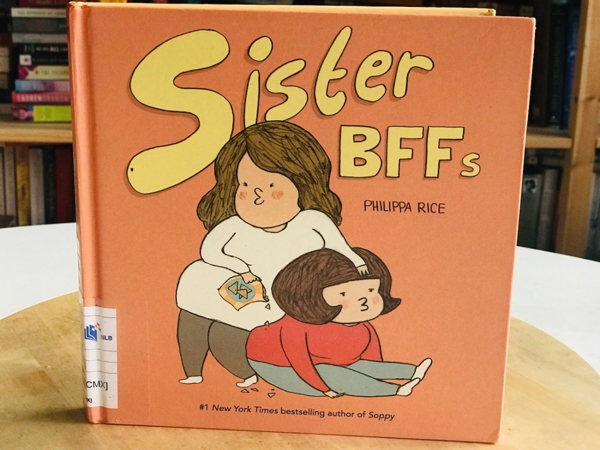 [Saturday Reads] The Irreverent (and Often Gross) Humour of Sister BFFs