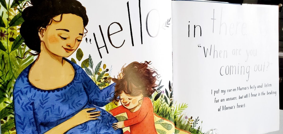 "[Monday Reading] Stories of Big Sisters Featuring ""Mama's Belly"" and ""Little Big Girl"""