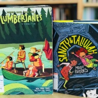 [Monday Reading] GirlFriends in Middle Grade Graphic Novels - Sanity and Tallulah and Lumberjanes
